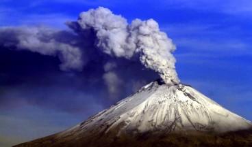 sumendi Amerikarrak - Popocatépetl
