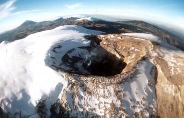 sumendi Amerikarrak - Nevado-del-Ruiz
