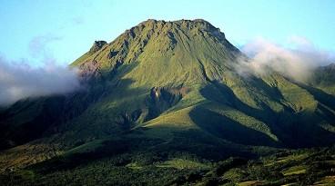 sumendi Amerikarrak - Mount Pelee