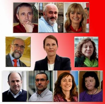 Nafarroako Gobernu berria - Kontseilariak