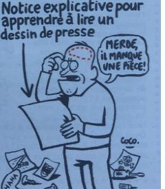 arraioa - Charlie Hebdo aldizkarikoak
