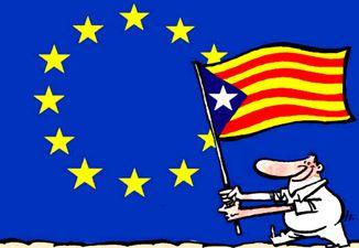 Europak Katalunia kanporatzen badu, segituan sartuko da