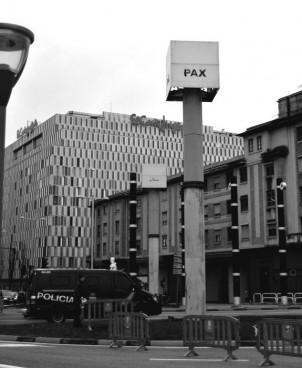 pax - baquea debekatzen