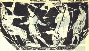 Antigona (Markos Zapiainen berbatan)