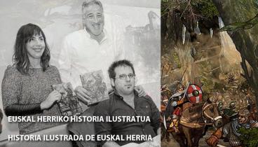 Euskal Herriko historia ilustratua