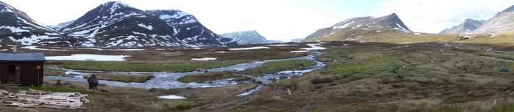 Laponiako mendietan barrena (I)