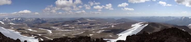 Laponiako mendietan barrena (eta III)