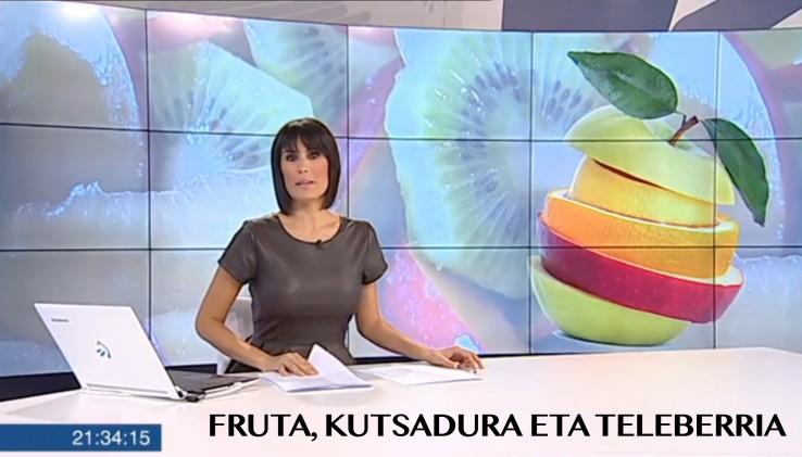 Fruta, kutsadura eta Teleberria
