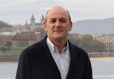"""Joseba Agirretxea: """"Herri estrategia amankomun bat bagenu, Madrilen emango lituzke emaitzak"""" (elk.)"""