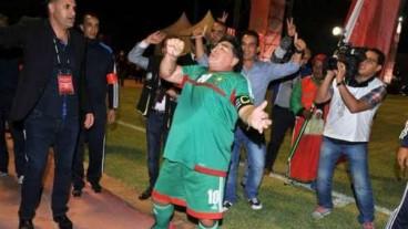 Maradona Saharan