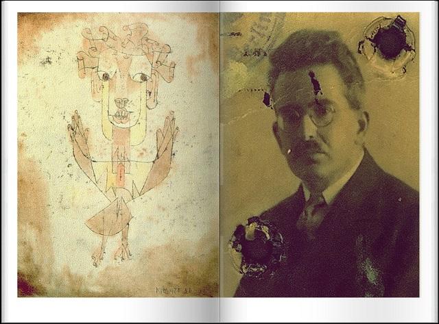 Walter Benjamin, Paul Klee eta hirurok