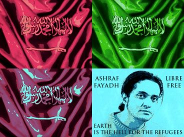 Platon Vs. Ashraf Fayadh