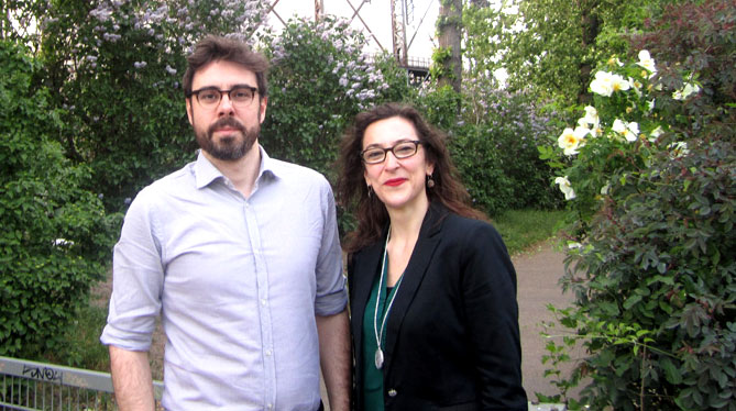 """Berlingo Euskal Etxea: """"Errefuxiatuen gaian, gure ekarpena da erakustea Agirre bera hemen izkutatuta egon zela"""""""