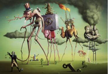 TTIP edo gure bizitzen gaineko giltzarrapoa