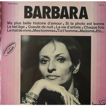 "Bego Montoriok ""Barbara"" (Kafe Aleak)"