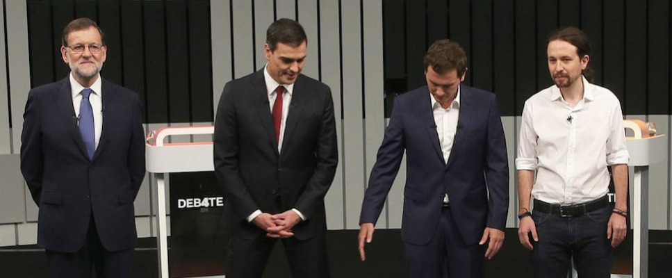 Nor izango da Espainiako Presidente