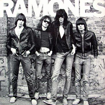 """Koldo Almandozek """"Ramones"""""""