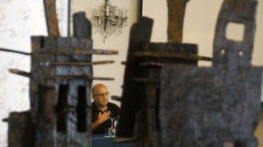 """Eduardo Apodaka: """"Separatismoa izan da eduki ez dugun Estatua"""""""