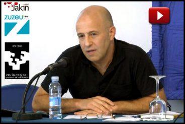 Abertzaletasuna, identitatea eta anomalia (bideoa), Eduardo Apodaka