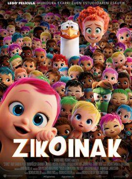 Zinema Euskaraz: Zikoinak