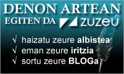ZuZeu - Denon artean 2.zut