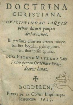 Esteve Materra 1617 Facsimila & digitalizationea