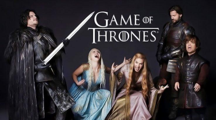 Game Of Thrones: Negua badator