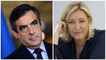 Fillon edo Le Pen