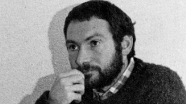 Joseba Sarrionandia, argazki batean preso