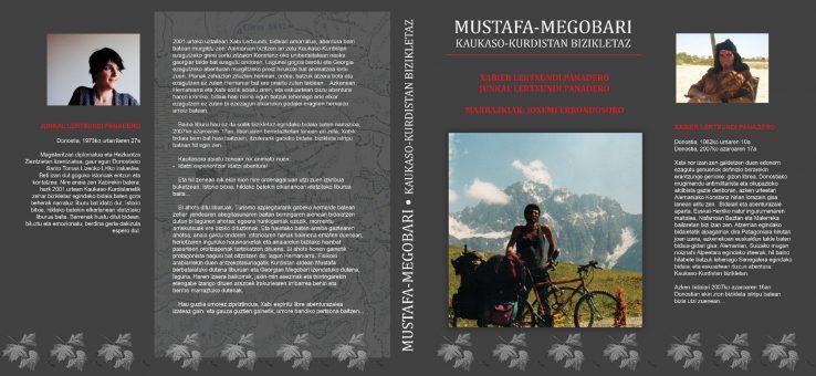 Abentura baten abentura (MUSTAFA MEGOBARI Kaukaso-Kurdistan bizikletaz)