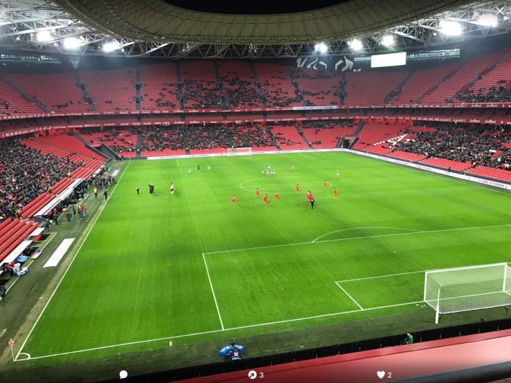 Euskal futbol selekzioa: negargarria