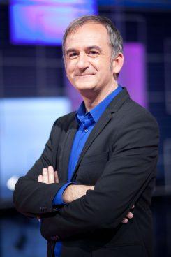 Kike Amonarriz eta Iruñerriko euskarazko telebistak