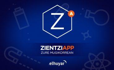 ZIENTZIAPP garatu du Elhuyarrek, zientzia-edukiak eskaintzen dituen doako aplikazioa