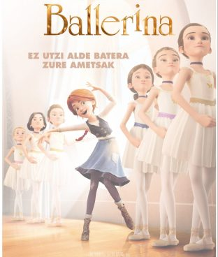 Zinema euskaraz: Ballerina