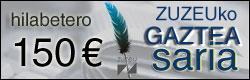 Zuzeuko GAZTEA SARIA
