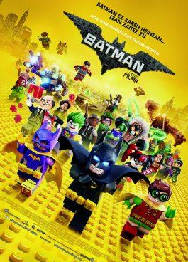 Zinema euskaraz: Batman Lego