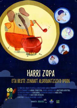 Zinema Euskaraz: Harri zopa
