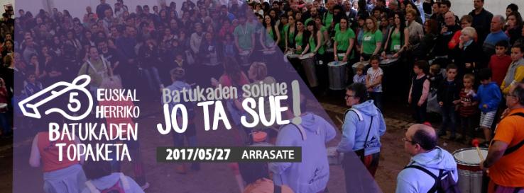 Euskal Herriko 5. Batukaden Topaketa
