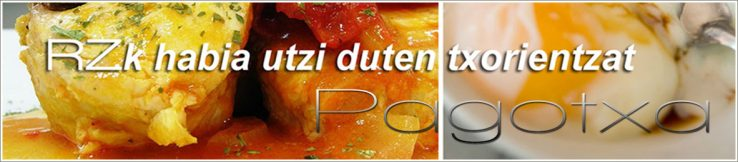 Pagotxa RZk - Vichyssoise, porru eta patata zopa