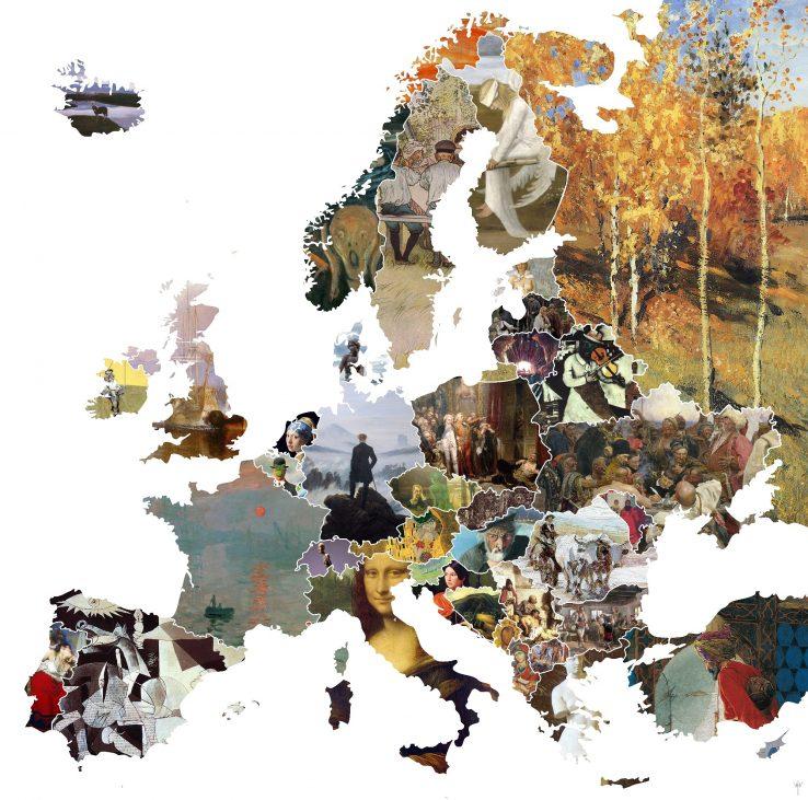 Europa, artelan bat herrialde bakoitzeko