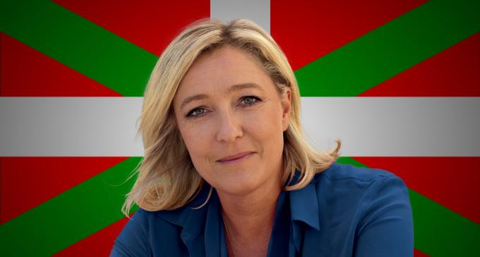 Etxarri: Euskal Herrian Le Penek irabazi duen herria