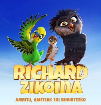 Zinema euskaraz: Richard zikoina
