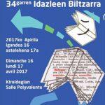 Sautrela 470: Aritz Gorrotxategi, Sarako Idazleen Biltzarra eta Sisifo maite minez