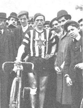 Bixente Blanco Koxua, Tourreko lehenengo euskalduna