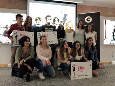 Ultratune lanak irabazi du Gaztezulo Bideo Lehiaketa