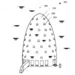 Amazonek dronekin banaketak egiteko patentea sartu du