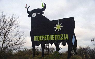 Zezenaren independentzia