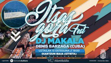 ItsasGora Fest Errenteria