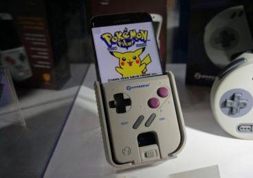 Bihurtu zure smartphonea Game Boy