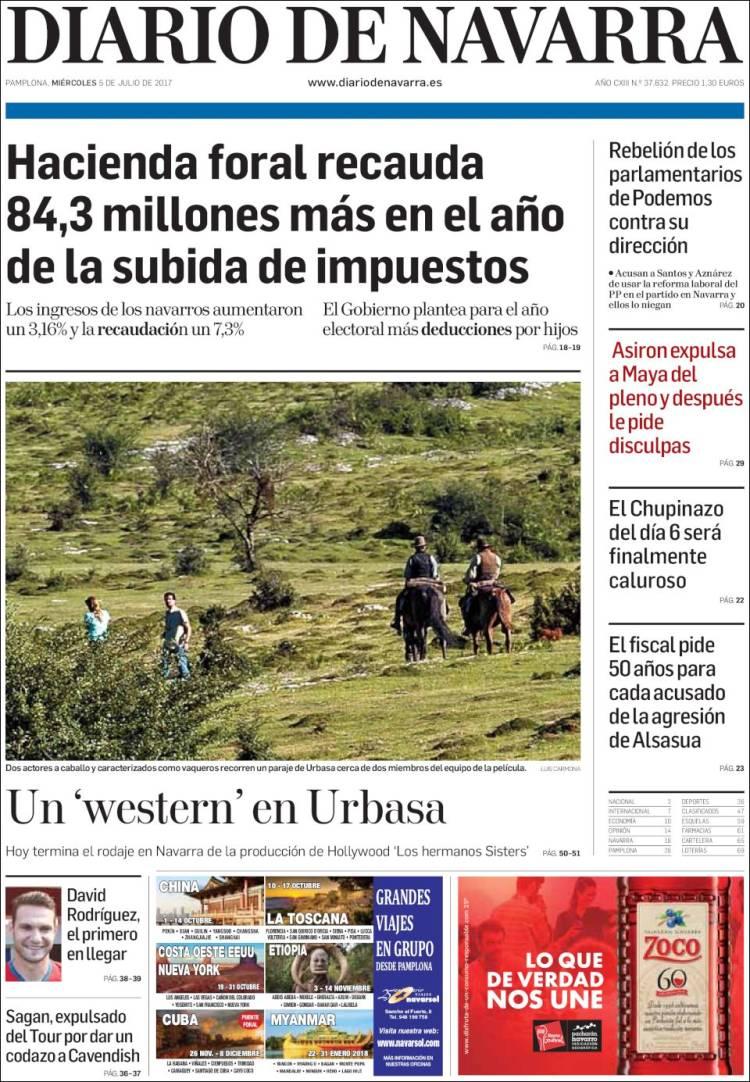Diario Navarra